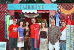 2nd place for best food/booth goes to Turkey!