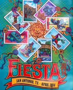 Fiesta Poster 2014